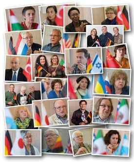 Engagement im internationalen Dialog